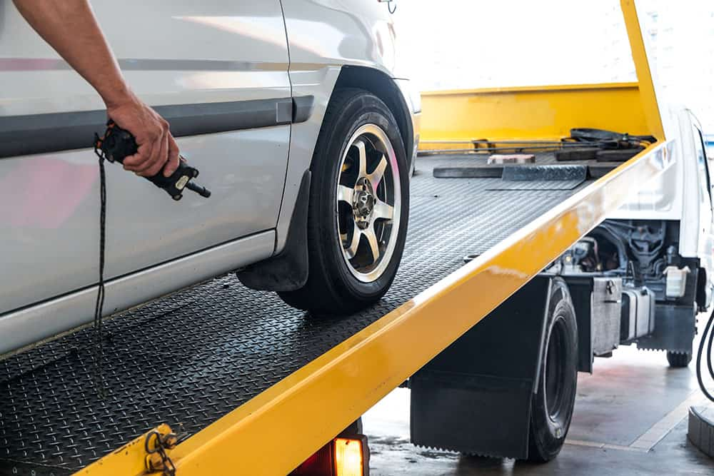 Towing Services Perth